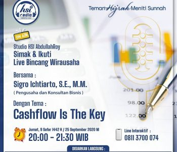 Cashflow Is The Key